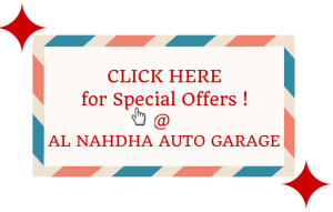 AL NAHDHA AUTO Garage- Best Auto Garage in Dubai Toyota Lexus Experts Car Repair Dubai