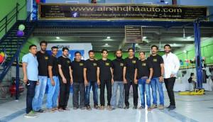 Meet the Team - ALNAHDHA